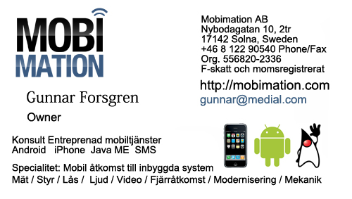 Mobimation AB
